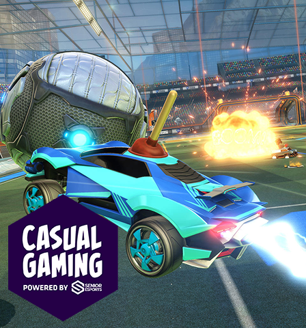 Rocket League Game Image
